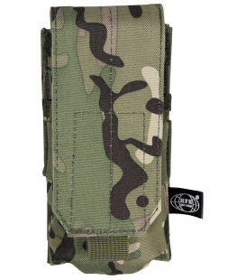 "Porte chargeur, simple, ""MOLLE"", operation camou - Surplus militaire"