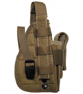 "Holster, ""Molle"", coyote - Surplus militaire"