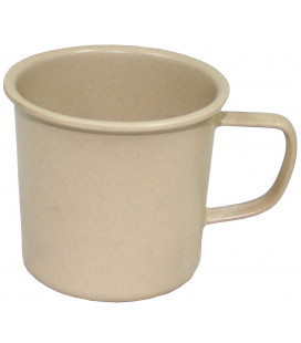 tasse, bambou, 400 ml, brun - Surplus militaire