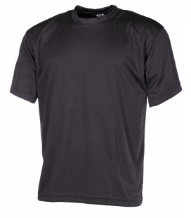 "Tee-shirt, ""Tactical"", noir"