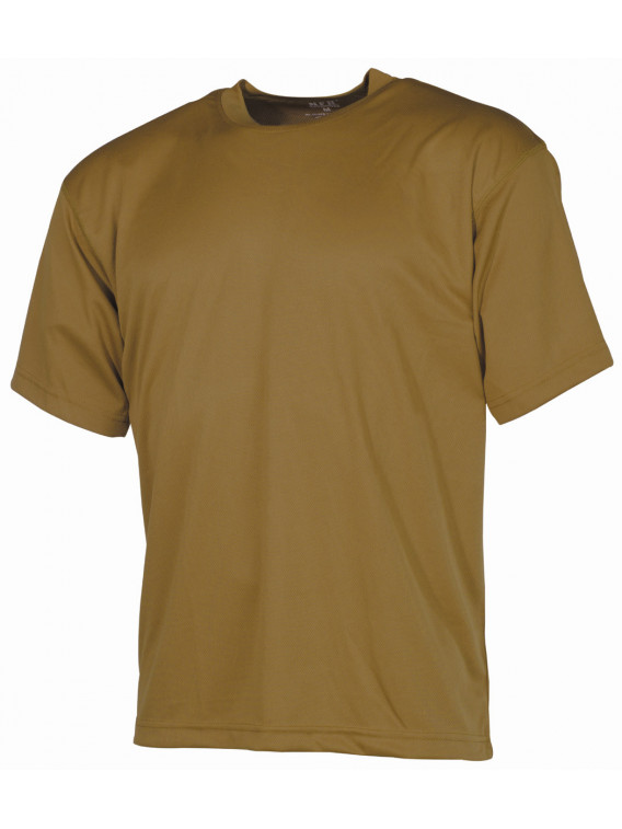 "Tee-shirt, ""Tactical"", coyote tan - Surplus militaire"
