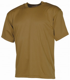 "Tee-shirt, ""Tactical"", coyote tan"