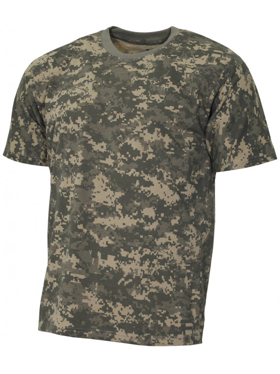 "US Tee-shirt, ""Streetstyle"", AT-digital, 140-145 g/m² - Surplus militaire"