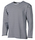 Russe Chemise Marine, manches longues, hiver