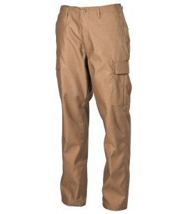 US Pantalon de combat, BDU, coyote tan, type tendance