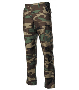 US Pantalon de combat, BDU, woodland, type tendance