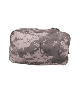 Grande pochette multi-usage camouflage AT-digital attache Mollel - Surplus