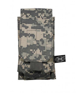 Porte chargeur camouflage AT-digital attache Molle