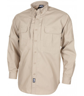 Chemise Outdoor Attack Teflon, Ripstop Beige